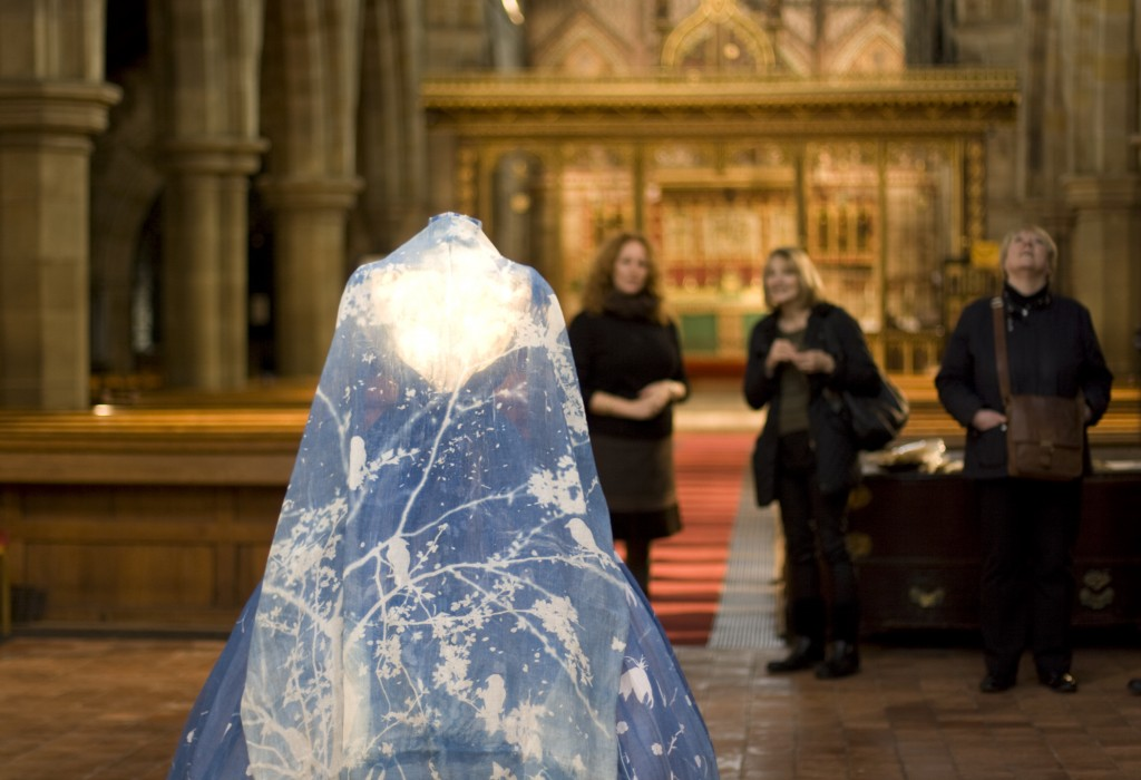 There's Something About Mary by Angela Chalmers at St Martin's Church, Scarborough 14th February 2015